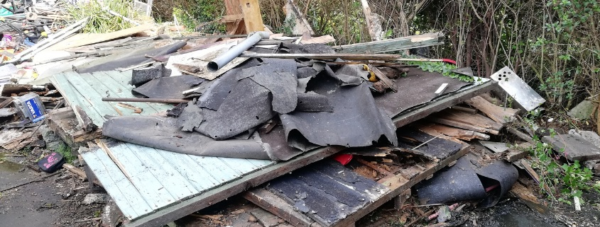 Garden Shed Dismantle & Disposal