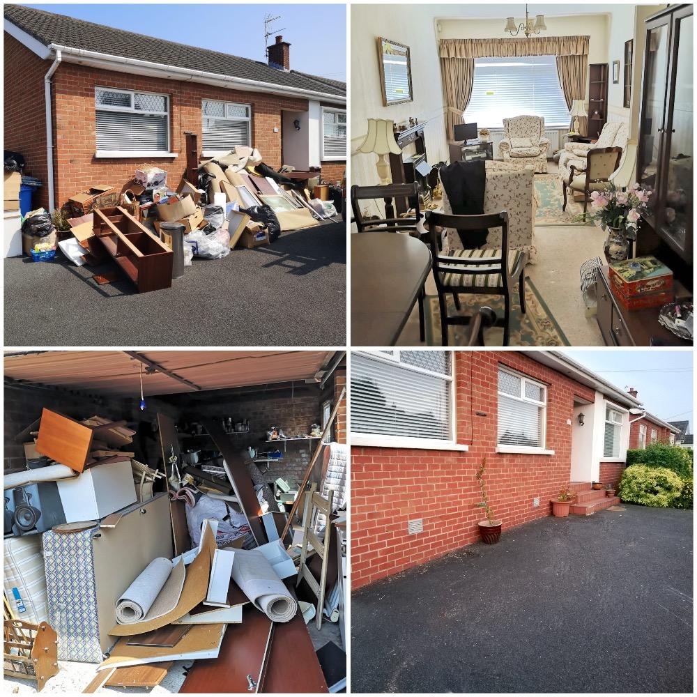 House Clearance Lisburn and Castlereagh
