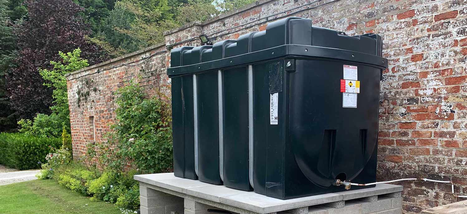 Oil Tank Removal North Down, Bangor, Newtownards & Belfast