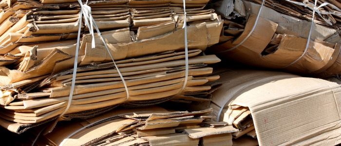 Cardboard Recycling Belfast