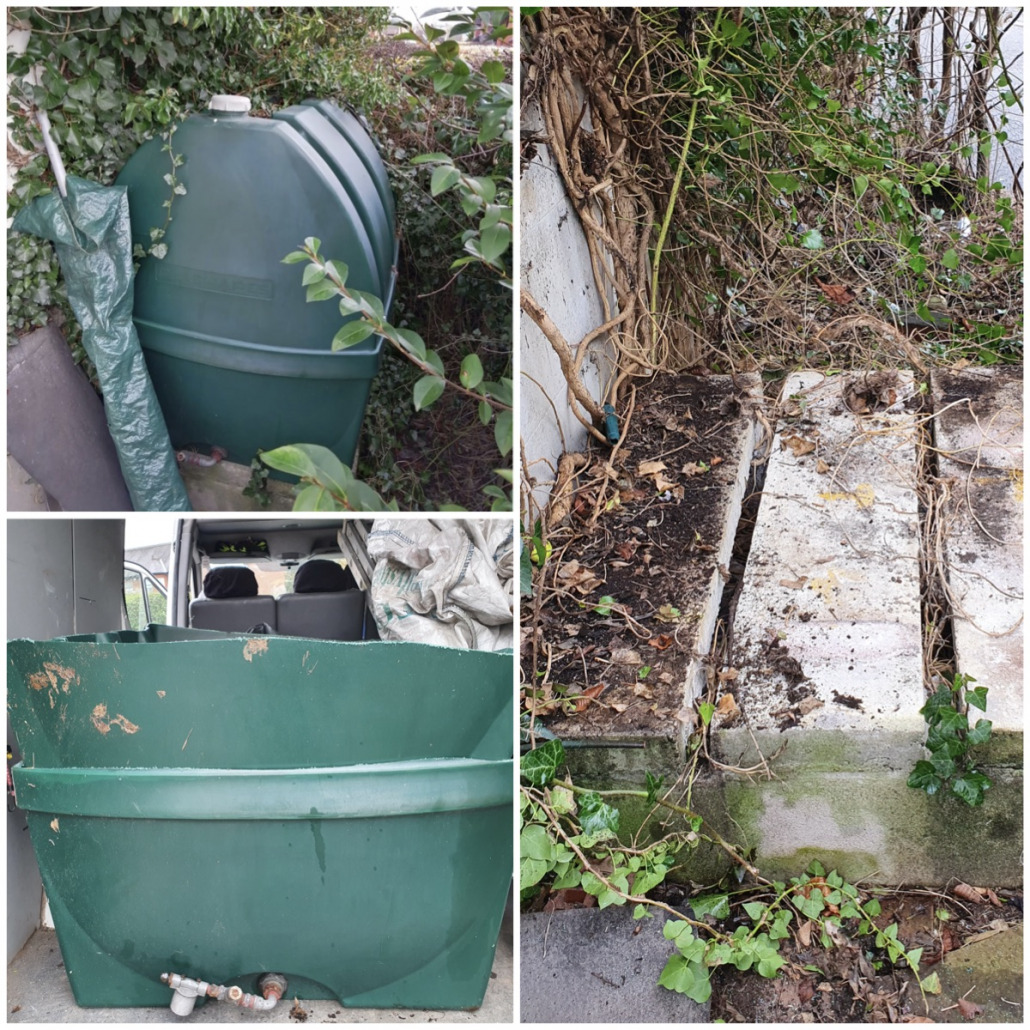 Oil Tank Removal Northern Ireland