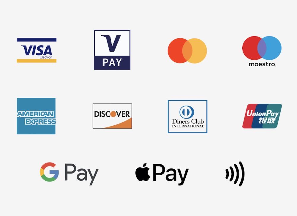 Payment Methods Downpatrick