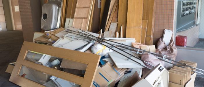 Rubbish Removal North Down