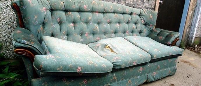 Sofa Removal Bangor