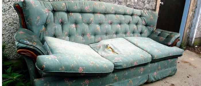 Sofa Removal North Down